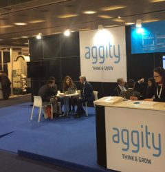 aggity presente en Advances Factory