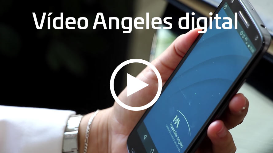 Vídeo Hospital Ángeles - Transformación Digital
