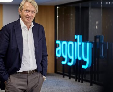 Oscar Pierre, CEO de aggity