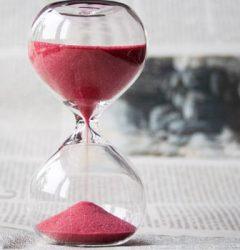 Productividad y la gestión del tiempo de trabajo
