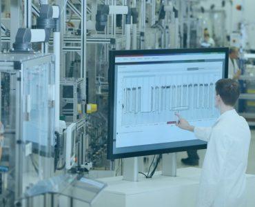sistema MES para una producción inteligente