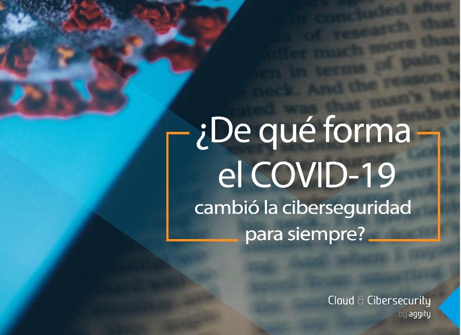 Ciberseguridad y Covid 19
